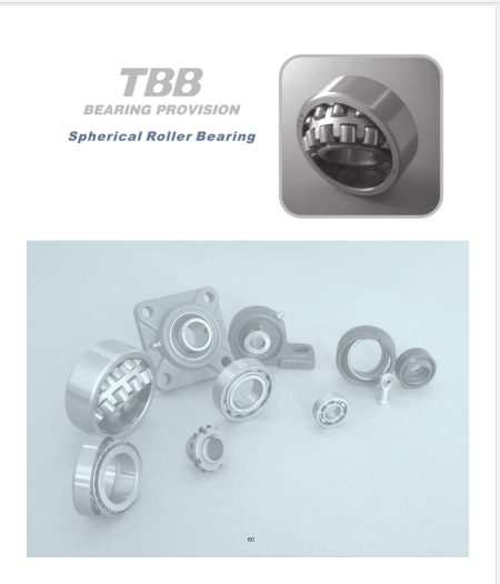 TBB Catalogue-Spherical Roller Bearing.pdf