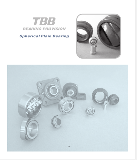 TBB Catalogue-Spherical Plain Bearing.pdf