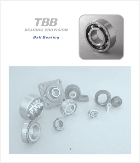 TBB Catalogue-Ball Bearing.pdf