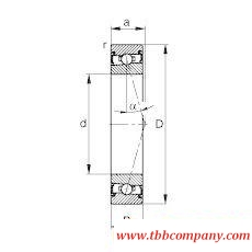 HSS71903-C-T-P4S Spindle Bearing