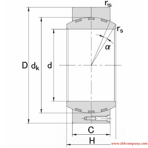 GEH710HF/Q Plain bearing